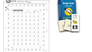 looking for free worksheets rocket math