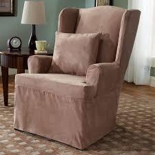 sure fit chair slipcover surefit chair slipcovers mrsapo com