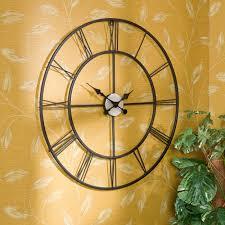 amazon com centurian decorative wall clock home u0026 kitchen