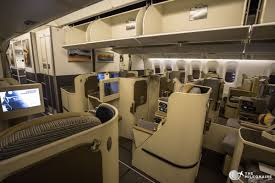 Boeing 777 Interior Etihad Boeing 777 Business Class Trip Report U0026 Review The