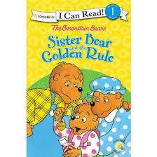 berenstien bears the berenstain bears and the golden rule christian