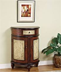 Half Circle Accent Table Half Circle Accent Table House Decorations