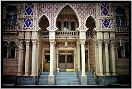 Moorish Architecture Almas Temple Shriners Entrance Washington Dc Moorish