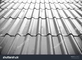 gray tile roof floor background closeup stock photo 261748277