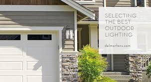 outdoor lighting ideas tips add curb appeal with front door