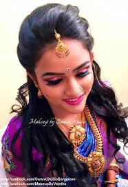 traditional dress up of indian weddings traditional southern indian kruthika wears bridal silk