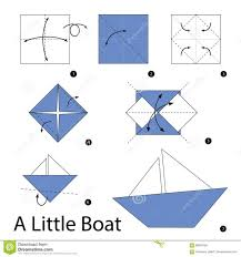 How To Make Boat From Paper - how make origami boat paper step pics admirable totercomposter