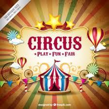 wedding invitation clown birthday greeting card vector show clowns circus vectors photos and psd files free