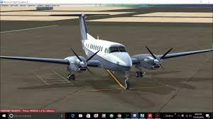 fsx carenado beechcraft king air 350i tutorial part 1 cold u0026 dark