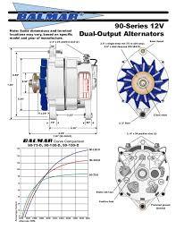 alternator wiring diagrams and information u2013 brianesser