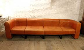 1970s Leather Sofa 1970s Leather Sofa Sofa Nrtradiant