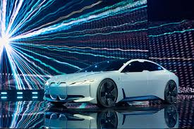 bmw supercar concept bmw i vision dynamics concept is this the new bmw i5 by car magazine