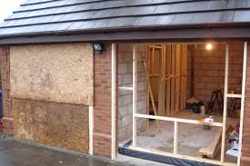 garage living space home decor garage worcester park before conversion ideas andrea