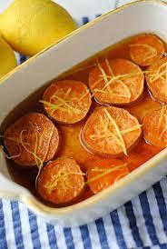 sweet potato thanksgiving recipe lemon and cinnamon sweet potatoes eat yourself skinny
