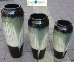 ceramic vase artistic ornaments large vase ornaments big vase