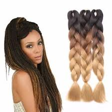 ombre hair extensions uk uk ombre dip dye kanekalon jumbo braid hair extensions high