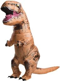 where to buy used halloween costumes jurassic world inflatable t rex costume buycostumes com