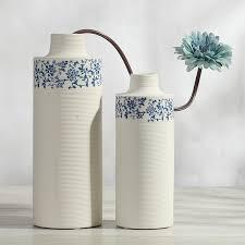 Blue Vases Cheap Find More Vases Information About Blue And White Porcelain Vase