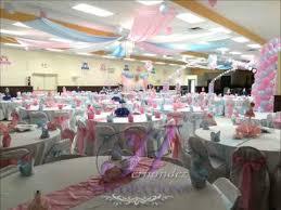 centerpieces for bautizo bautizo de y bryan hernandez party decorations before and
