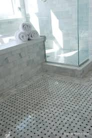 Black And White Bathroom Decorating Ideas Bathroom Killer Vintage Bathroom Tile Patterns In White Bathroom