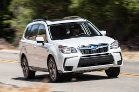 forester subaru 2009 2014 motor trend suv of the year winner subaru forester truck trend