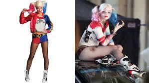 the joker and harley quinn halloween costumes halloween 2016 harley quinn deadpool and 22 more hollywood