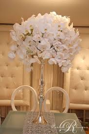 Orchid Decorations For Weddings Wedding Wednesday Elevated Centerpieces Flirty Fleurs The