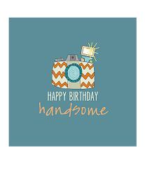 dandelion stationery camera birthday cards male birthday cards