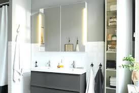 Bathroom Vanity Side Lights Bathroom Cabinets With Mirrors And Lights Bathroom Vanity Mirror