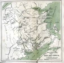 Temperance River State Park Map Geography And Governance The Problem Of Saint John New Brunswick