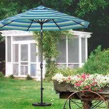 Patio Umbrella Canopy 9 U0027 Push Button Tilt Aluminum Patio Umbrella Ipatioumbrella Com