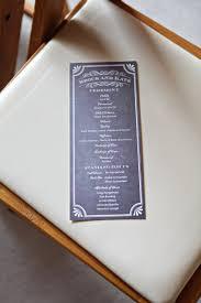 ceremony programs and creative wedding ceremony programs inside weddings