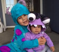 Boo From Monsters Inc Halloween Costume by Halloween Costumes U2013 The Larissa Monologues