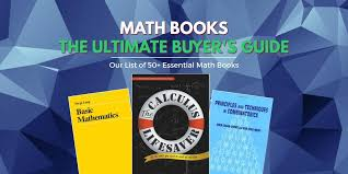 math books recommended books about mathematics math blog