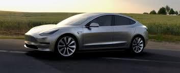 tesla model 3 silver inhabitat u2013 green design innovation
