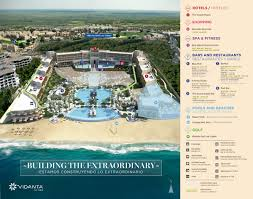 Map Of Cabo San Lucas Vidanta Resorts And Destinations