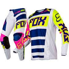 yamaha motocross boots fox 2017 180 falcon navy white gear set at mxstore