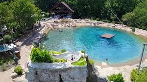 covington man builds half million gallon backyard pool wreg com