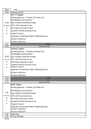 preschool lesson plan template pinterest blank free for
