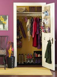 how to get organized 2014 closet cabinet door solutions four