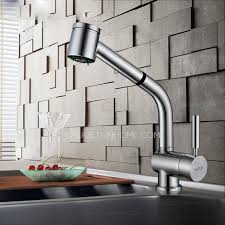 best quality kitchen faucets best quality single rotatable pullout spray kitchen faucet
