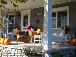 large improvement 12 easy fall decorations porch ideas hedia