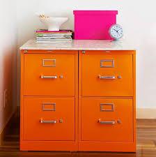 Orange Filing Cabinet File Cabinet Ideas Inexpensive Filing Cabinets Orange Four Pieces