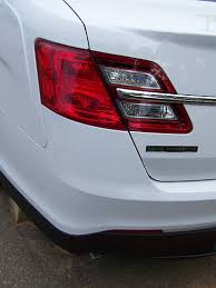 2010 ford taurus aftermarket tail lights led s 13 police interceptor sedan taurus ford taurus forum