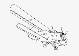 coloriage les transports avions à colorier allofamille