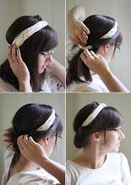 headband roll turn an t shirt into a no sew turband see kate sew