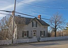 john henry shipwright had this house built in 1818 the stack of