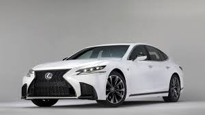 lexus sports car gs 208 lexus ls 500 f sport debuts at the new york international auto