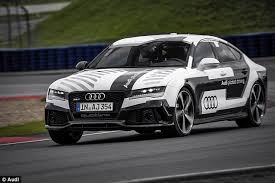 audi a7 self driving the amazing self driving car that can reach 150mph audi