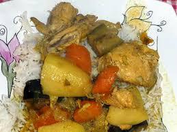 cuisine antillaise colombo de poulet recette de colombo de poulet antillais